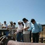 Actualmente la planta de Mesa Colorada capta y trata las aguas residuales provenientes de las colonias Mesa Colorada, Lagunitas, Chula Vista, entre otras, incluyendo los excedentes de la PTAR de RAIN ubicada en la colonia El Arenal, y posteriormente enviadas al cárcamo de rebombeo de Lagunitas.
