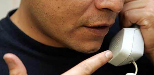 Legislarán por mayores castigos para la extorsión telefónica