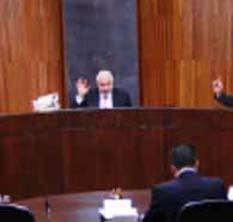 Proyecta Tribunal declarar válida la elección presidencial