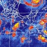 Protección Civil Estatal ha emitido la correspondiente alerta preventiva a los cinco municipios ante el desplazamiento del fenómeno meteorológico, que ya ha dejado sentir su presencia con intermitentes lluvias en los últimos días.