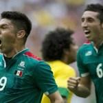 México se impone 2-1 a Brasil y obtiene la primera medalla áurea para la delegación nacional en la justa olímpica londinense.
