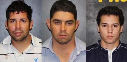 Dictan auto de formal prisión al  Gansy, El Jimmy y El Jazzy