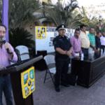 Alcalde Antonio Agundez