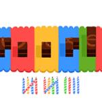 doodle 14 aniversario