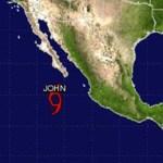 El órgano meteorológico detalló el desplazamiento de la tormenta rumbo al noroeste de México, la cual sostiene vientos mayores a los 60 kilómetros por hora y rachas menores a los 90 kilómetros por hora.