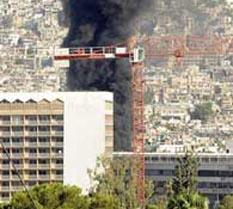 Al menos 70 civiles muertos deja ataque en Siria