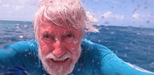 Jean Michel Cousteau, en contra de la minería tóxica