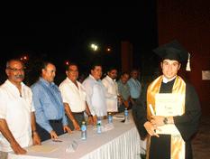 Celebró la UABCS, la graduación de 23 nuevos profesionistas