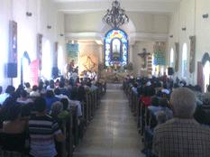 Inauguran festivales Todos Santos, Loreto y de las Misiones Jesuitas