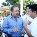 alcalde Jose Antonio Agundez