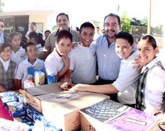 Encabeza Alcalde inicio de campaña de Salud Dental