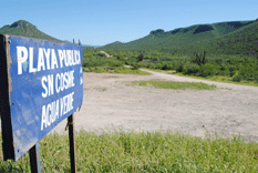 Rehabilitan caminos de Agua Verde