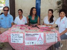 Tres eventos en pro de la lucha contra el cáncer de mama
