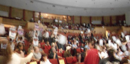Cancelan la consulta pública sobre Los Cardones