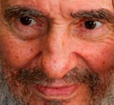 Fidel, vivito y coleando