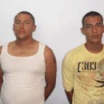 Dwiger Misair Rosales Manríquez e Isaac Avisais Lazcano Victoria