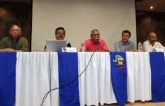 Impartieron investigadores conferencias magistrales en la UABCS