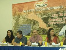 """Organiza CROC congreso """"Talento Sudcaliforniano"""""""