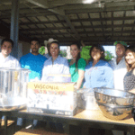 Entrega de desayunadores en Villa Hidalgo y Longoria.
