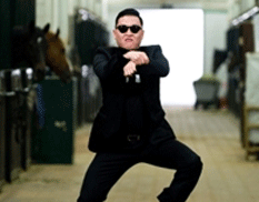 Supera Gangnam los 400 millones