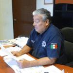Ángel César Amador Soto, director de la corporación policiaca municipal