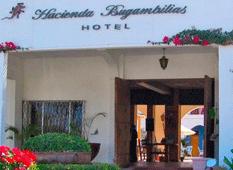 Se llevó asaltante 25 mil pesos del hotel Bugambilias