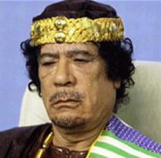 Enterró Gadhafi su oro