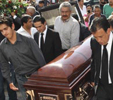 7 implicados en el caso Moreira