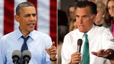Obama-Romney, primer round