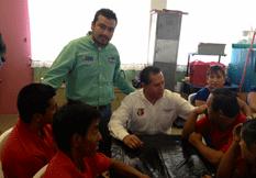 Integran a alumnos de educación especial al PTE