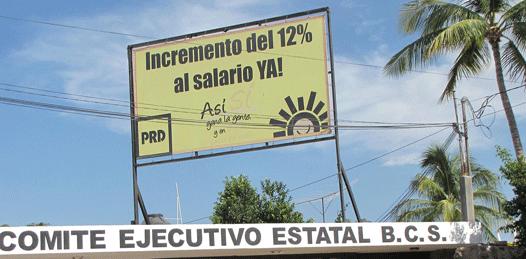 El PRD ni a favor ni en contra de Playa Santos