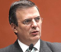 Marcelo Ebrard ¿al PRD?