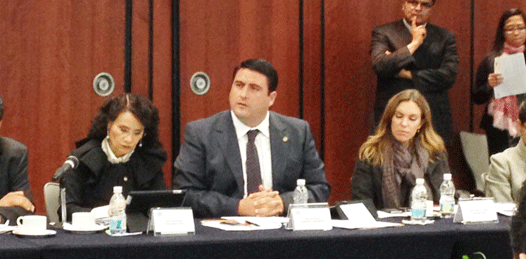 Participa Barroso en comparecencia de aspirantes a ministro de SCJN