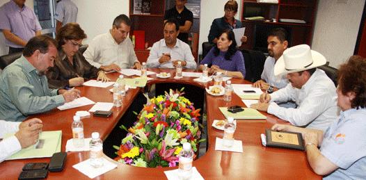Se unen los 5 municipios a la Red Mexicana por la Salud