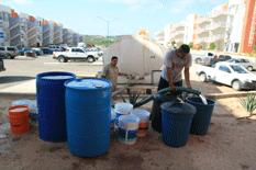 Se normaliza servicio de agua en zona rural y SJC