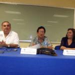 "conferencia magistral ""Conversión de territorio a estado de BCS""."