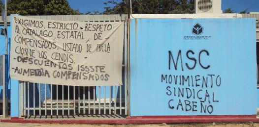 Crece el movimiento de trabajadores inconformes de los Cendis