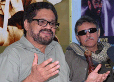 FARC: alto al fuego unilateral