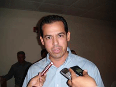 El presidente del Consejo Coordinador de Los Cabos Heriberto Malcampo Coppel