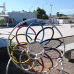 parques recreativos de colonia Invi, California y Obrera.