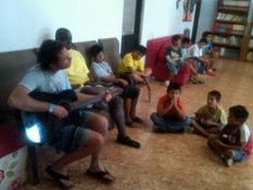 Alberga a 25 niños la Casa Hogar de CSL