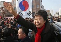 Sudcorea ya tiene presidenta