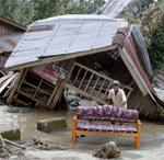 ciclón Bopha, considerado el peor del año