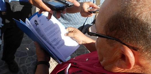"""El diálogo con el ayuntamiento paceño """"está llegando al límite"""", advierte Sindicato"""