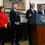 Obama y John Kerry