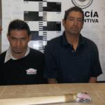 José Cota Manríquez y Guillermo Gutiérrez Aviña.