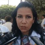 Directora Municipal de Salud, Xóchitl Ochoa Mendivil