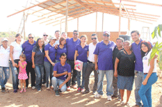Apoya  «Unidos por Ayudar» actividades deportivas