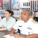 Vicealmirante Felipe Solano Armenta.