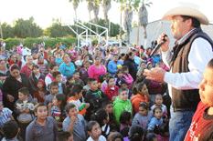 Visita Alcalde  Villa  Morelos